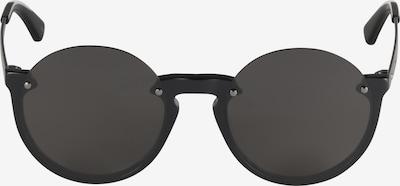 McQ Alexander McQueen Sonnenbrille 'MQ0200S-001 53 Sunglass UNISEX ACETATE' in schwarz / silber, Produktansicht