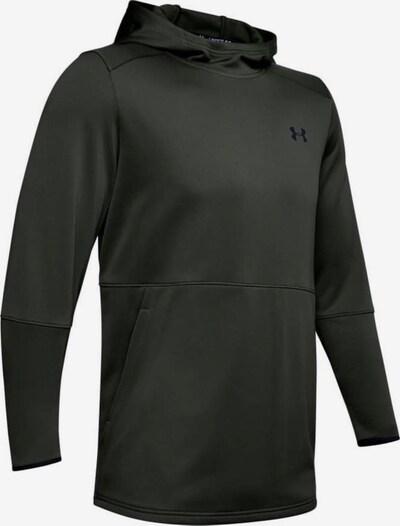 UNDER ARMOUR Sweatshirt 'MK1' in schwarz, Produktansicht