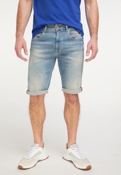 Petrol Industries Jeansy w kolorze niebieski denimm, Podgląd na modelu(-ce)