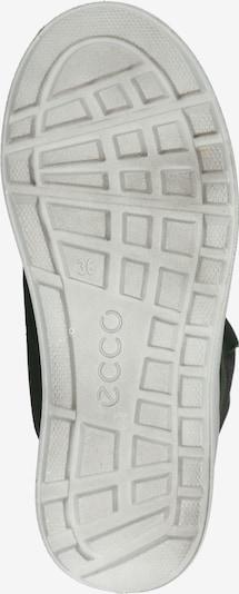 ECCO Chaussures ouvertes 'Urban Snowboarder Deep ForestCanary' en vert: Vue de dessous