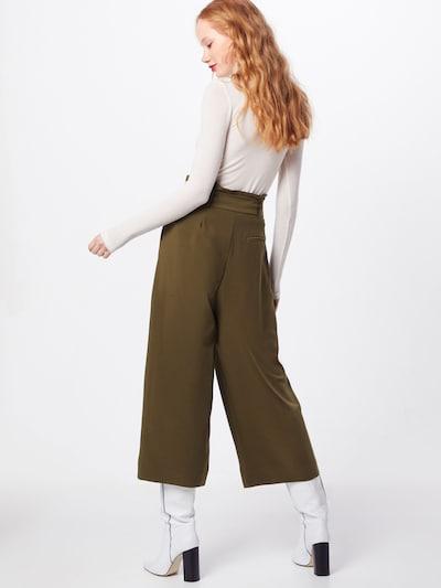 Kelnės 'BESSA PA' iš ICHI , spalva - rusvai žalia: Vaizdas iš galinės pusės