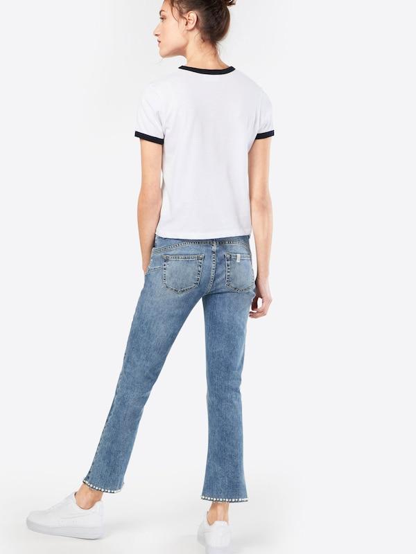 LIU JO JEANS Regular Jeans 'b.up fly reg.w.'