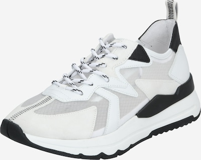 Kennel & Schmenger Nizke superge 'Kick' | bela barva, Prikaz izdelka
