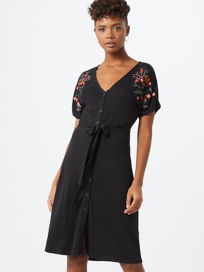 ABOUT YOU Kleid 'Jane' in schwarz, Modelansicht
