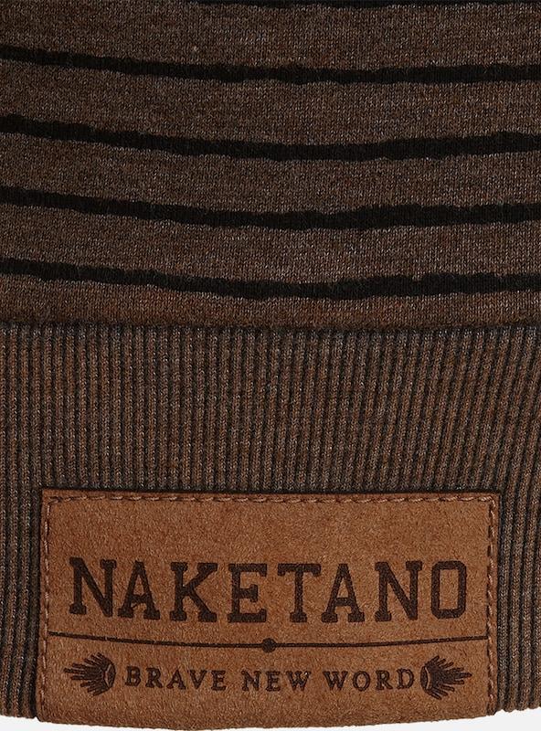 naketano Sweatshirt 'Indifference Of Good Men III'