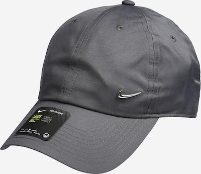 szürke Nike Sportswear Sapkák 'H86 METAL SWOOSH', Termék nézet