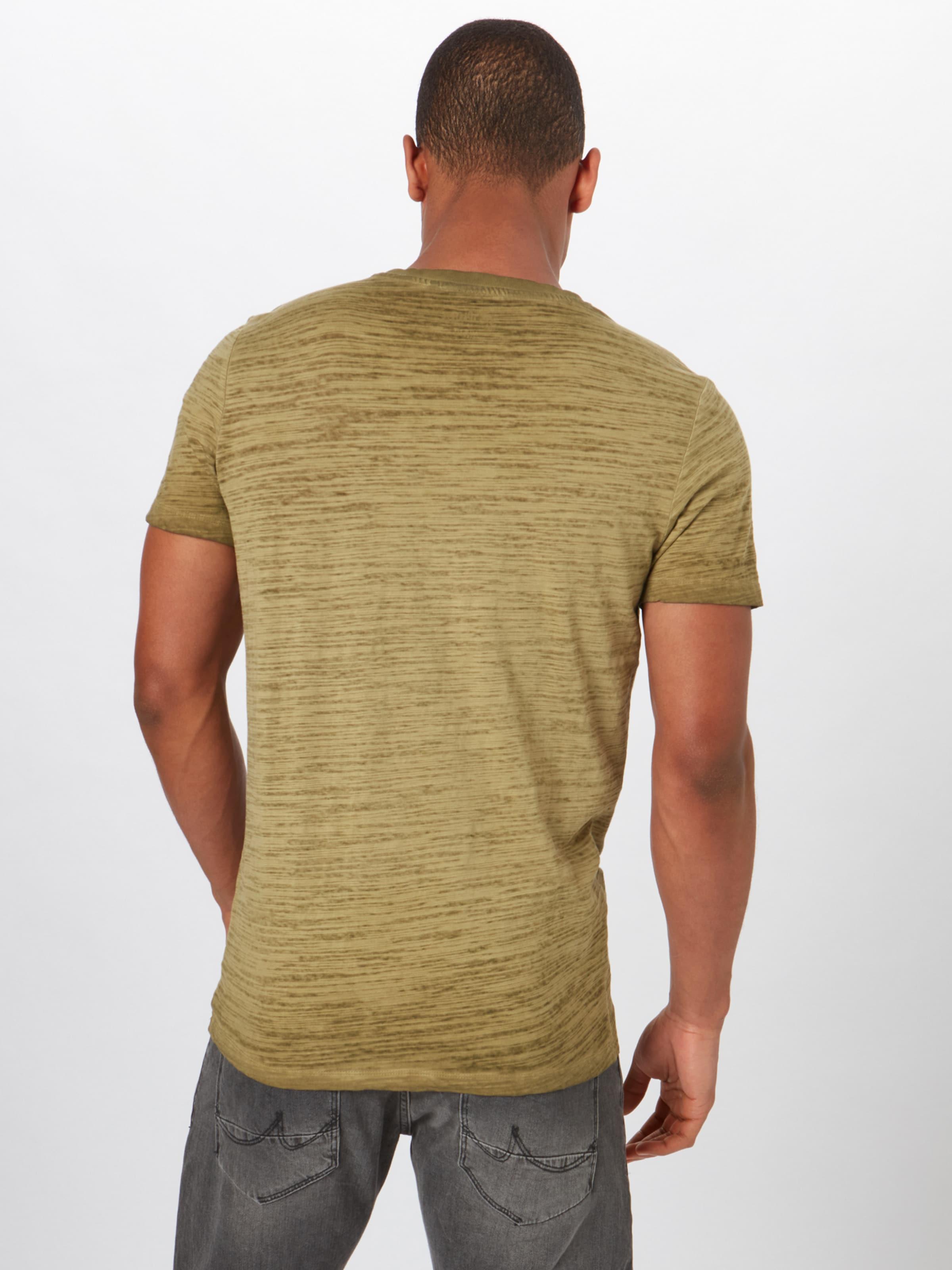 Marron T S En Red Label oliver shirt LjUpqVzGMS