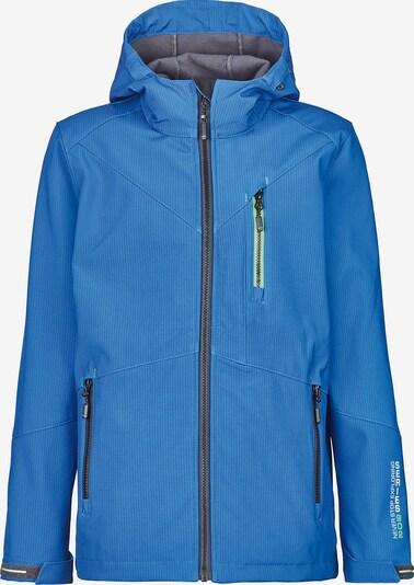 KILLTEC Softshelljacke 'Kadaro' in blau, Produktansicht