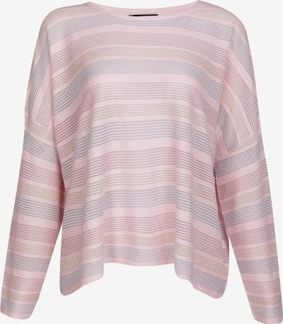 myMo at night Pullover in pink / rosa / pastellpink, Produktansicht