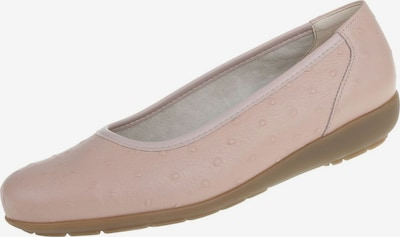 Natural Feet Ballerina 'Celine' in puder, Produktansicht