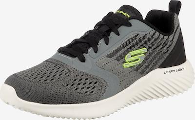 SKECHERS Sneaker in grau / schwarz, Produktansicht