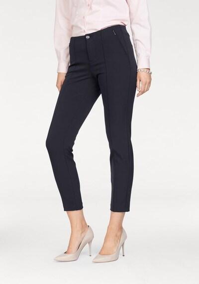 MAC Jeans 'Anna Zip' in navy, Modelansicht