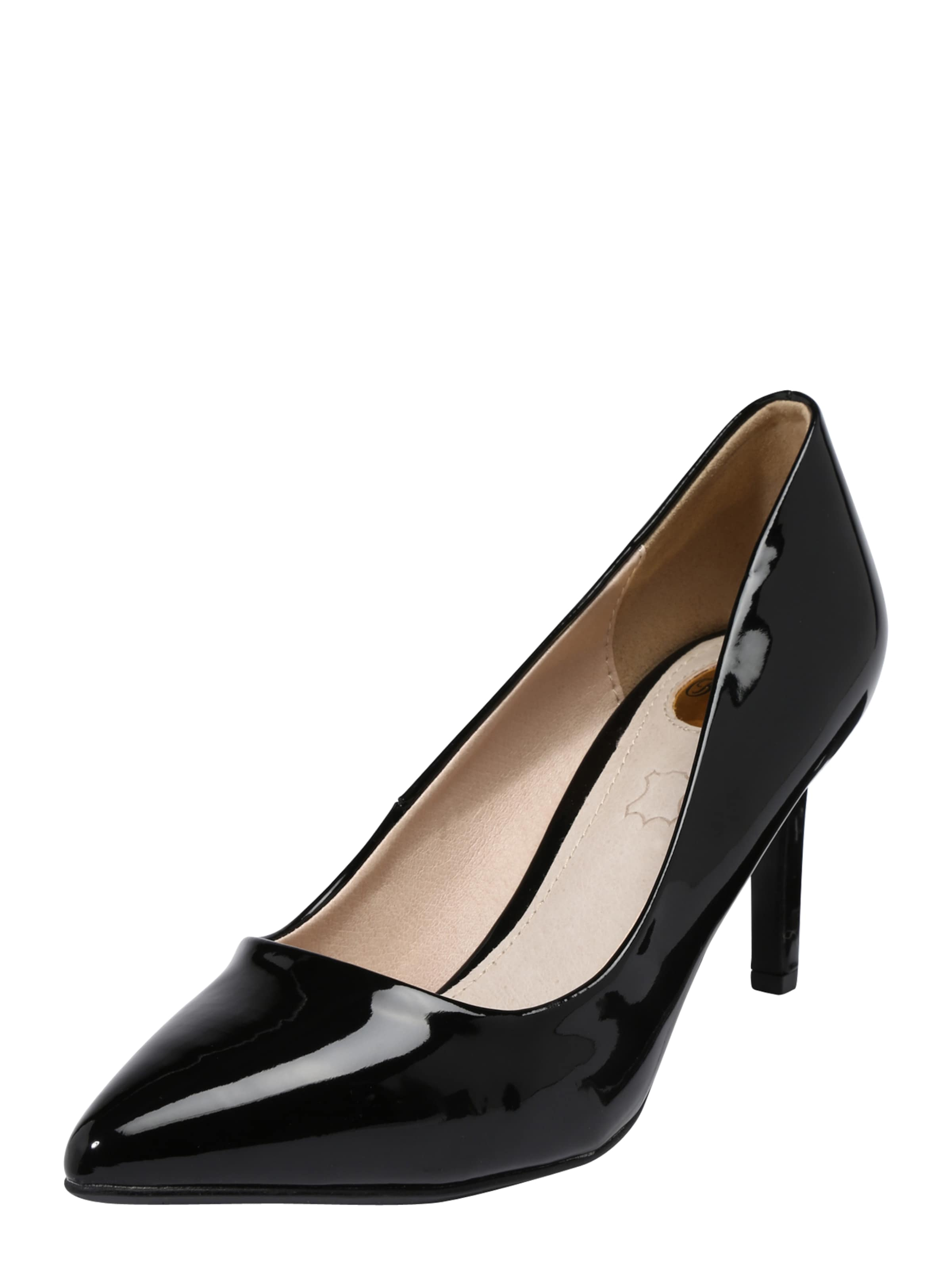 'alivia' Buffalo Pumps 'alivia' Schwarz In 'alivia' In Schwarz Pumps Buffalo Pumps Buffalo lF1JcKT