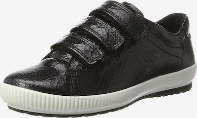 Legero Sneakers in schwarz: Frontalansicht