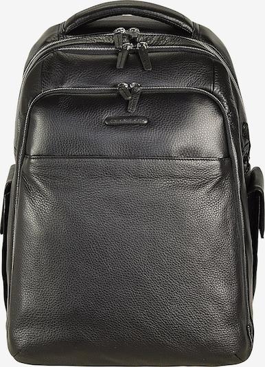 Piquadro Rucksack 'Modus' in schwarz, Produktansicht