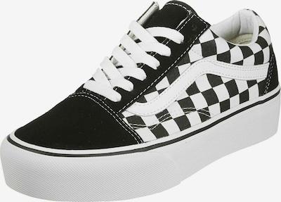 VANS Schuhe ' Old Skool Platform ' in schwarz, Produktansicht