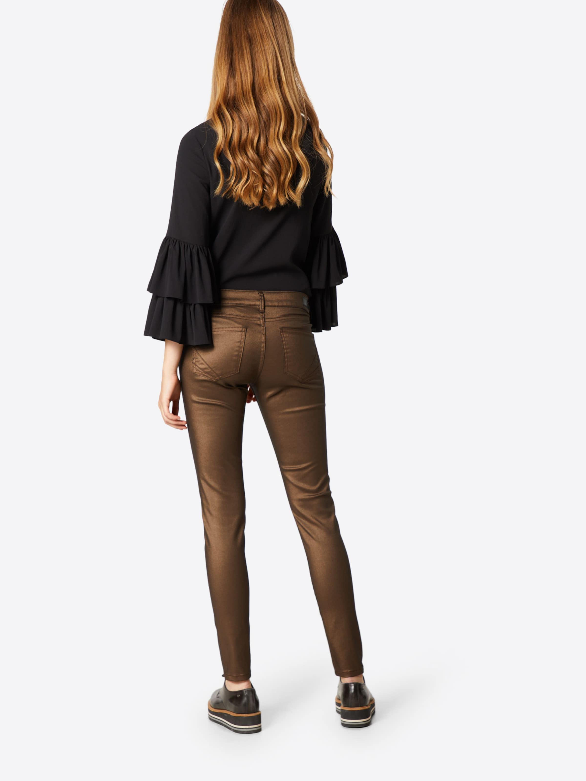 Jeans 'pixie In Pepe Rock' Hose Bronze vmnwN0y8O