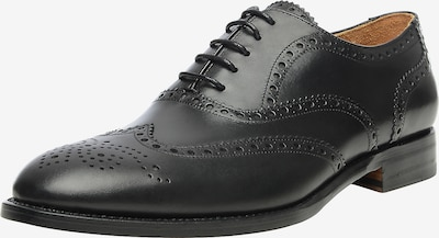 SHOEPASSION Businessschuhe 'No. 560' in schwarz, Produktansicht