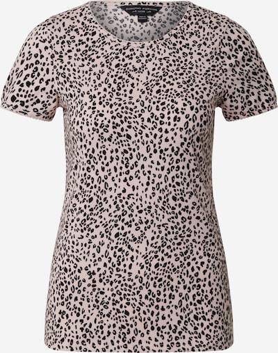 Dorothy Perkins Shirt in nude / pink / schwarz, Produktansicht