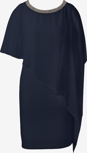 heine Kokteilové šaty 'Cocktailkleid' - námornícka modrá: Pohľad spredu