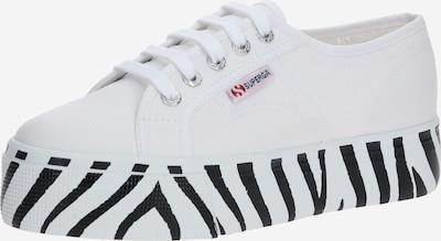 SUPERGA Trampki niskie '2790' w kolorze czarny / białym, Podgląd produktu