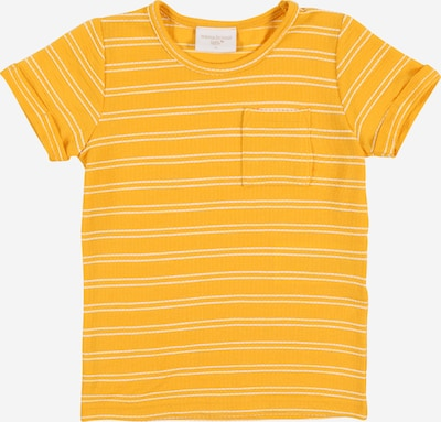 MAMALICIOUS T-Shirt 'LITTLEBROOK' en orange: Vue de face