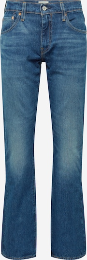LEVI'S Jeans '527™ SLIM BOOT CUT' in blue denim: Frontalansicht