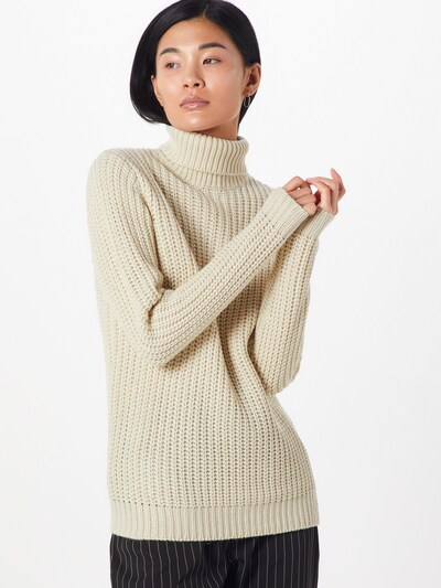b.young Pullover 'MARISA' in creme, Modelansicht