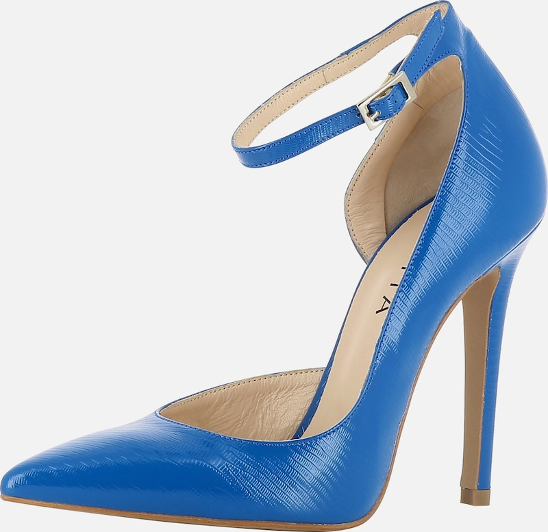 EVITA Damen Pumps halboffen