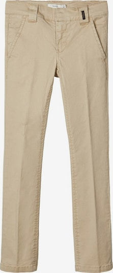 NAME IT Chino in beige, Produktansicht