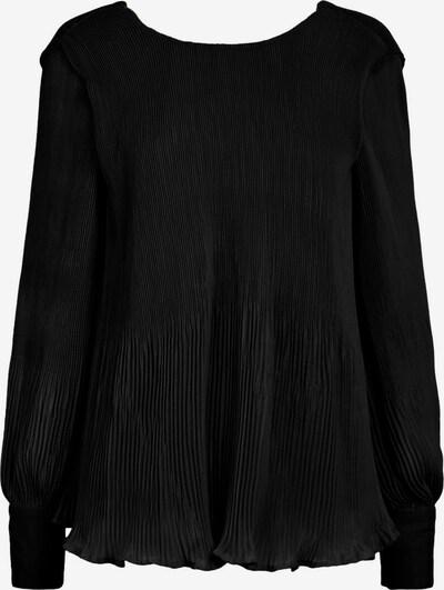 Y.A.S YASKRYSTLE Bluse in schwarz, Produktansicht