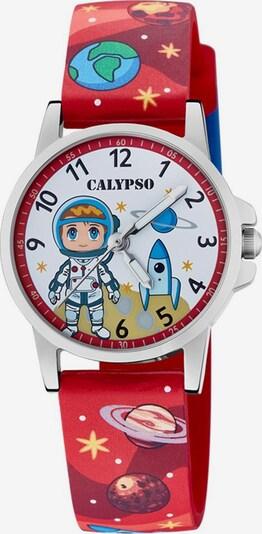 CALYPSO WATCHES Uhr in mischfarben / rotmeliert, Produktansicht
