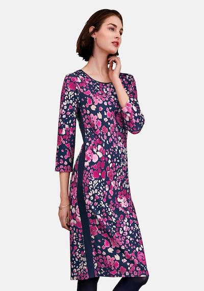 Looxent Jersey-Kleid mit 3/4-Arm in mischfarben, Modelansicht