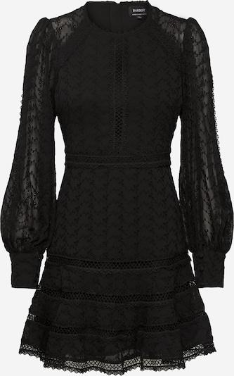 Bardot Robe 'PRINNIE' en noir, Vue avec produit