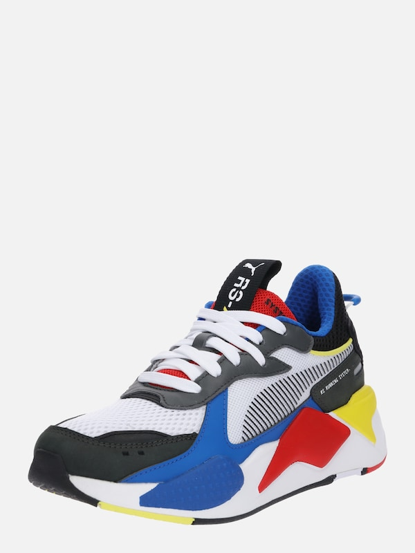 PUMA Sneakers laag 'RS-X TOYS' in Royal blue/koningsblauw ...