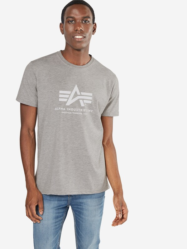 ALPHA INDUSTRIES Print-Shirt