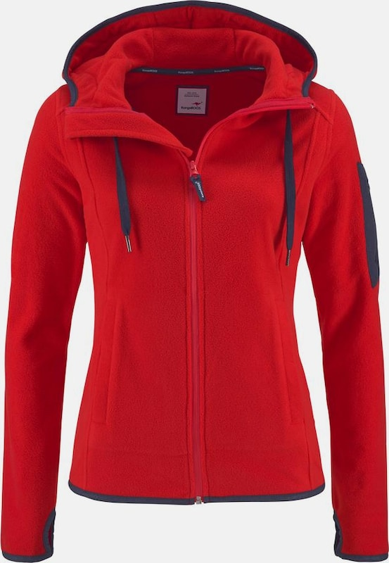 Kangaroos Hooded Sweat Jacket