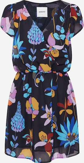 Wemoto Robe d'été 'DORA' en mélange de couleurs / noir, Vue avec produit