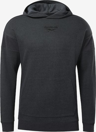 REEBOK Sportsweatshirt in de kleur Antraciet, Productweergave
