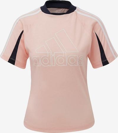ADIDAS PERFORMANCE Shirt in rosa / schwarz / weiß, Produktansicht