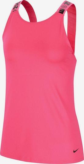 NIKE Tanktop in rosa / schwarz, Produktansicht
