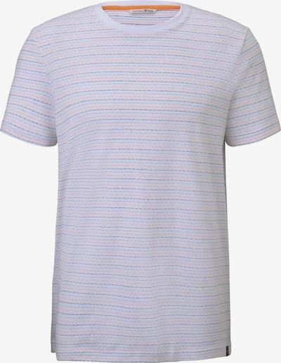 TOM TAILOR DENIM Shirt in weiß, Produktansicht