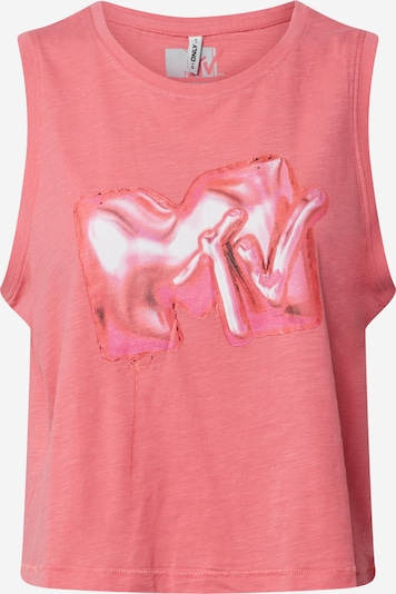 ONLY Shirt 'ONLMTV' in pink, Produktansicht