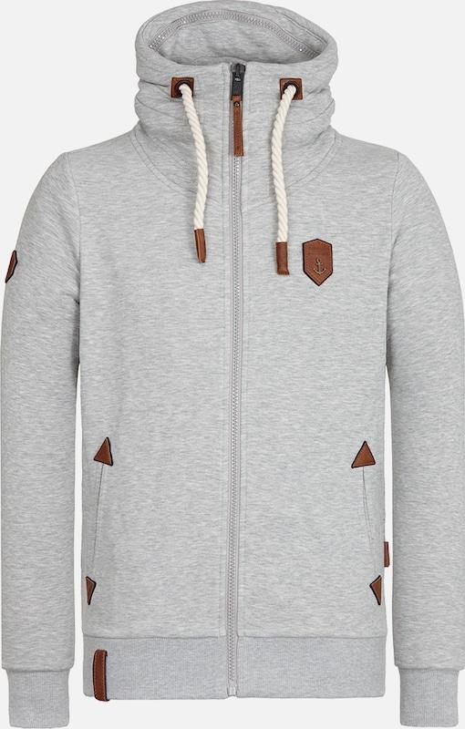 naketano Zipped Jacket 'Ivic VIII'