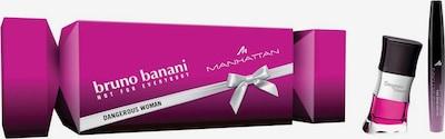 """BRUNO BANANI Duft-Set 'Dangerous Woman"""", 2-tlg' in pink / weiß, Produktansicht"""