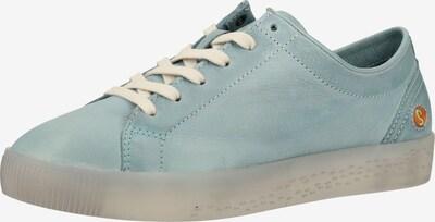 Softinos Sneaker in grau, Produktansicht