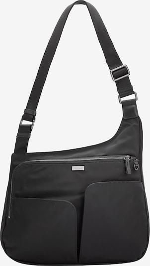 Thorvald Large Crossbody Bag 'RFID-Blocker' in schwarz, Produktansicht
