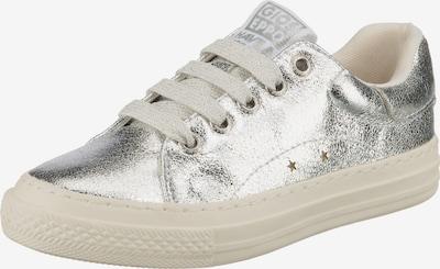 Gioseppo Sneaker 'Satara' in silber, Produktansicht