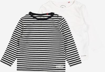 s.Oliver Shirt in schwarz / weiß, Produktansicht