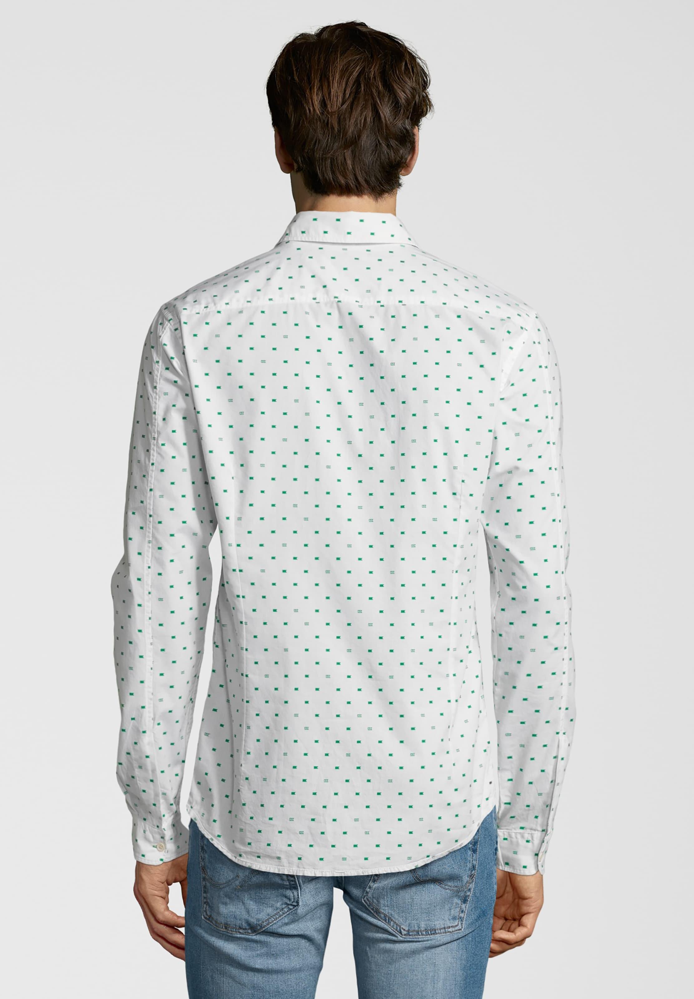 Scotchamp; In Scotchamp; Soda Hemd Hemd LimetteWeiß Soda UzGSLVqMjp